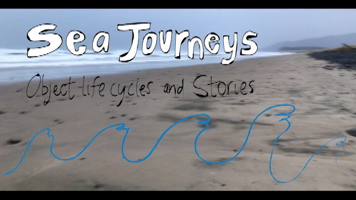 Sea Journeys with Genevieve Busby