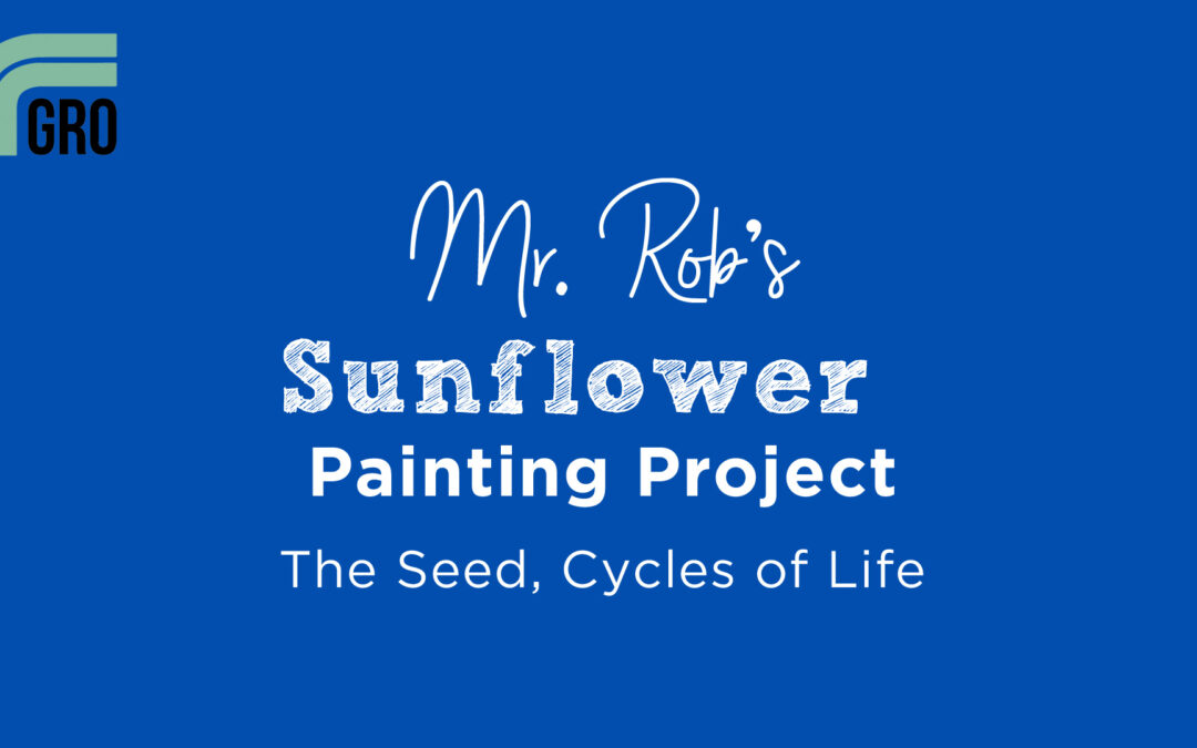 Painting Sunflowers with Rob Corder